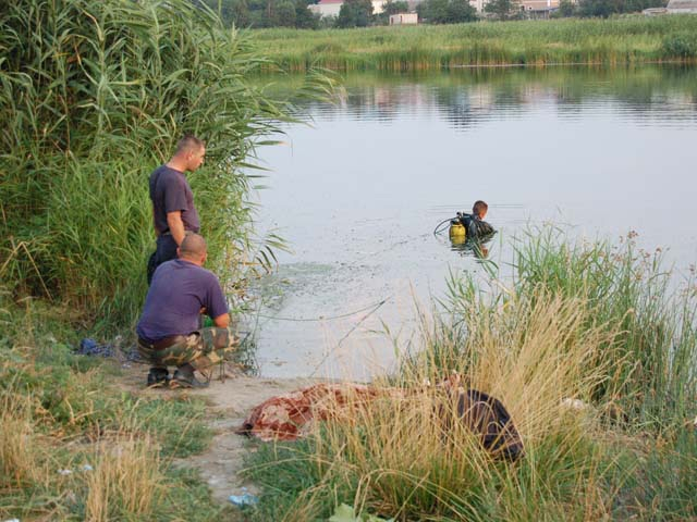 рыбалка в песках николаевской обл